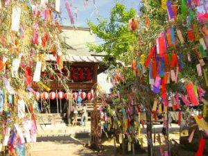 tanabata-shrine