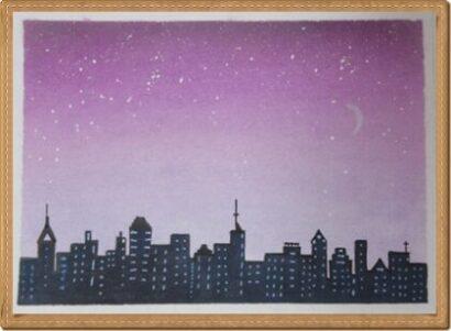 マンハッタンの夜