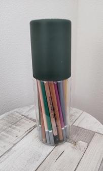 パステル色鉛筆2